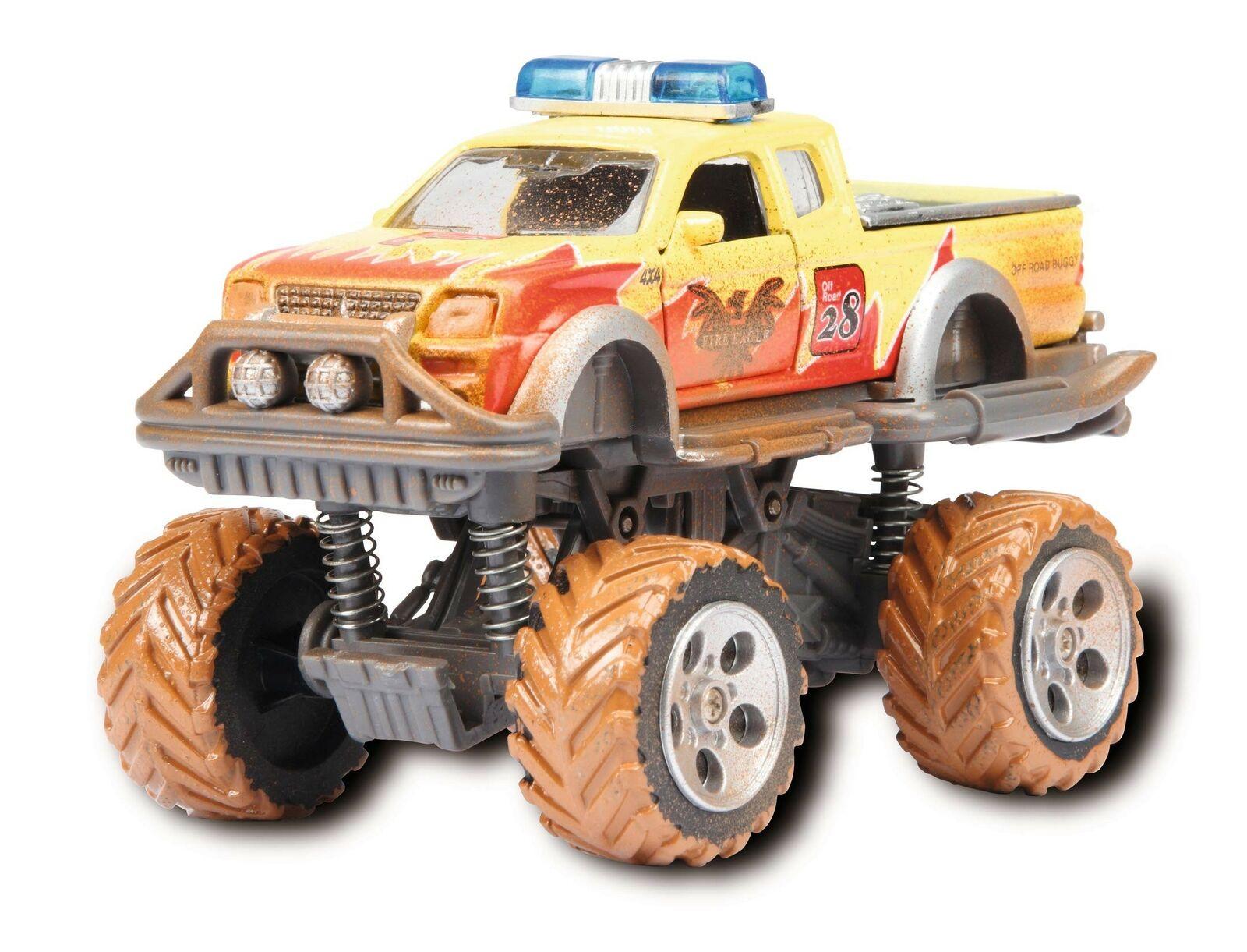 Masina - Rally Monster (mai multe modele)   Dickie Toys - 3