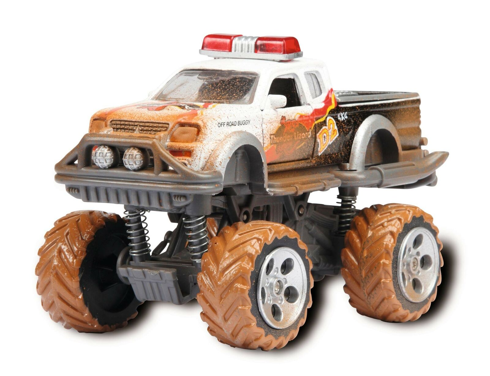 Masina - Rally Monster (mai multe modele)   Dickie Toys - 2