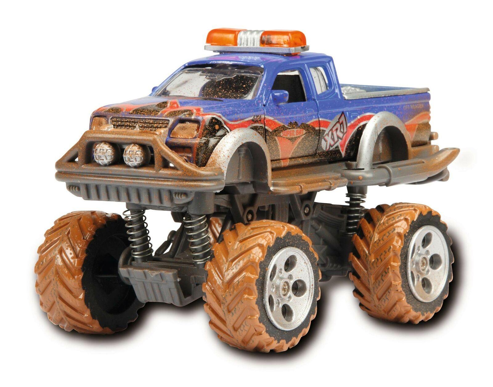 Masina - Rally Monster (mai multe modele)   Dickie Toys - 1