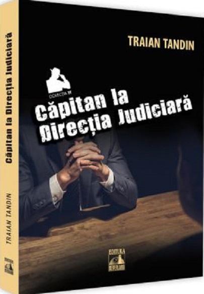 Capitan la Directia Judiciara