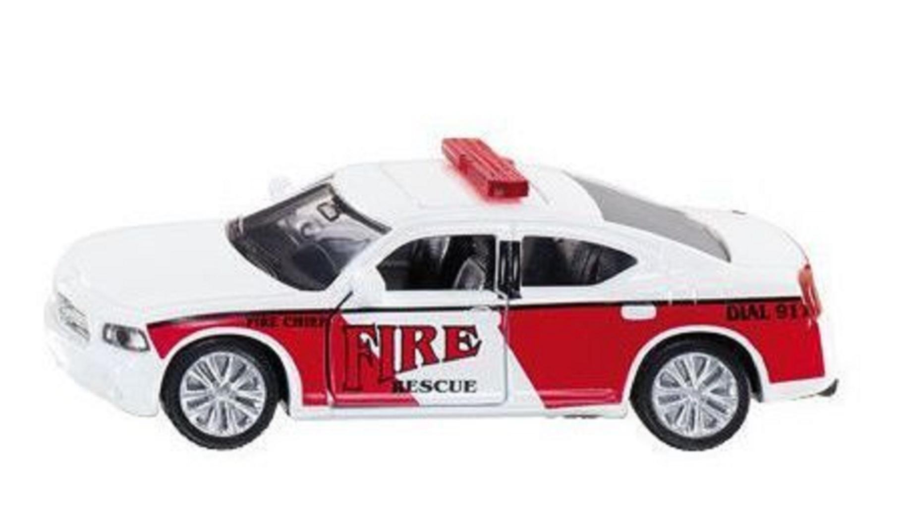 Jucarie - Masina de pompieri US | Siku