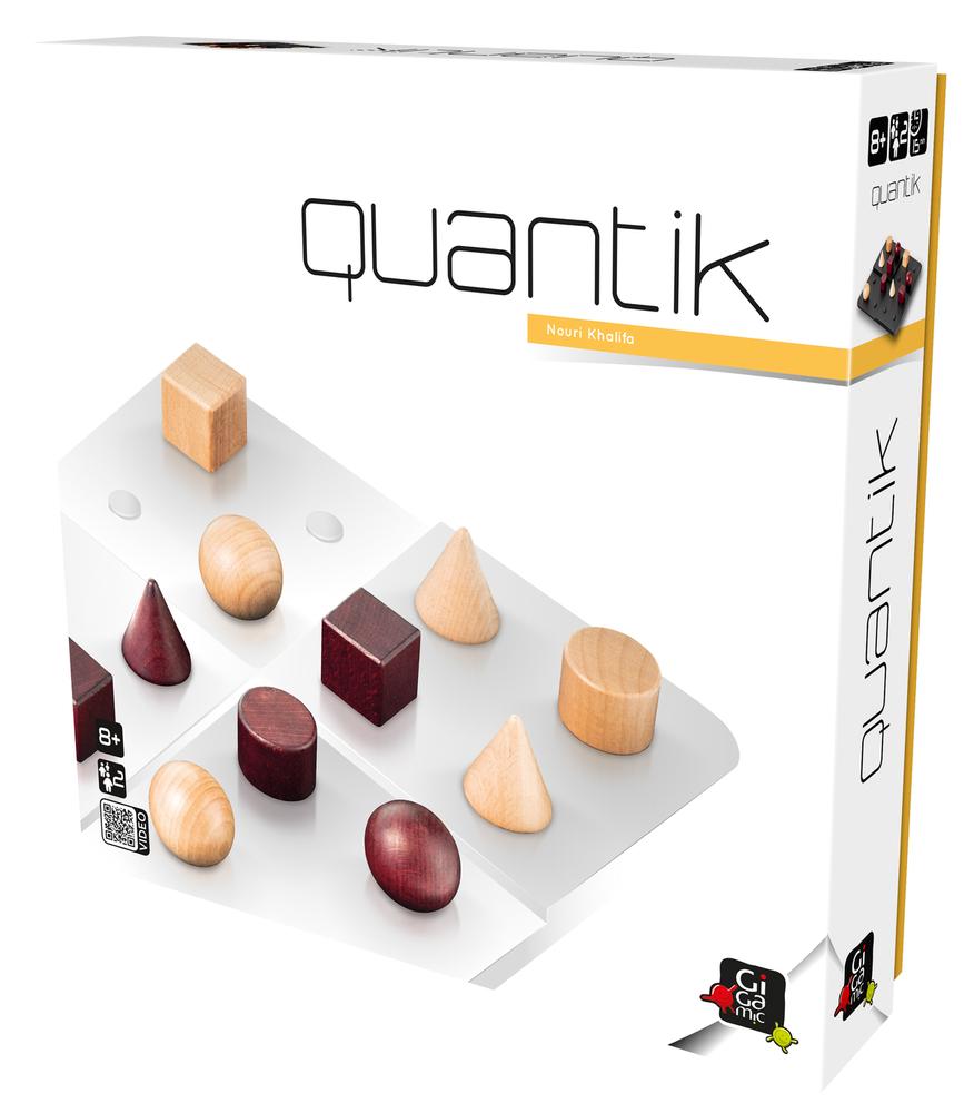 Joc - Quantik | Gigamic