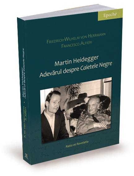 """Martin Heidegger. Adevarul despre """"Caietele negre"""""""