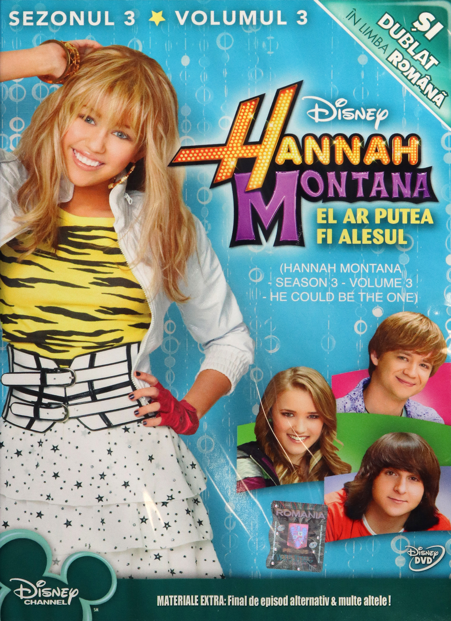 Hannah Montana - Sezonul 3, Volumul 3: El ar putea fi alesul / He Could Be the One