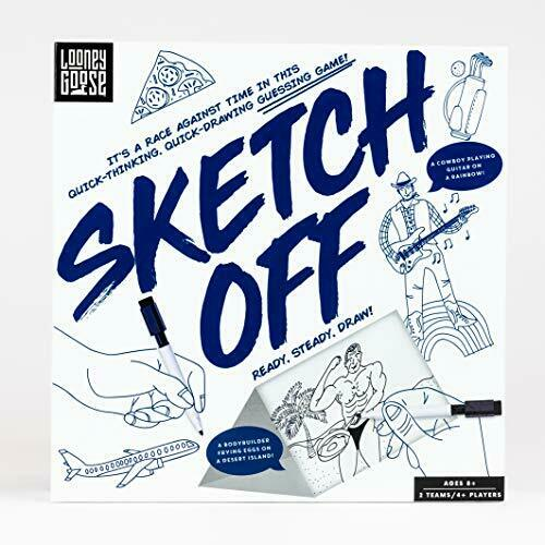 Joc - Sketch Off   Looney Goose