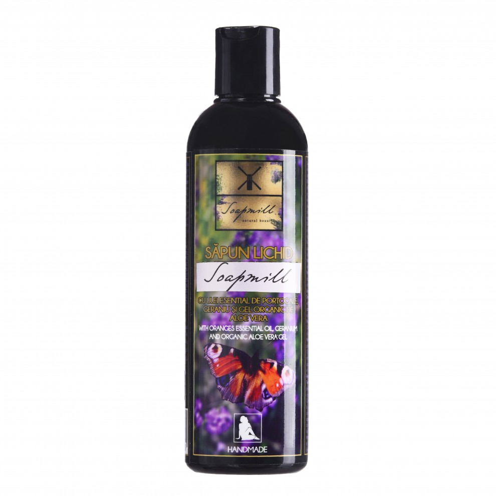 Sapun Lichid - Soapmill, 250 ml | Soapmill image0