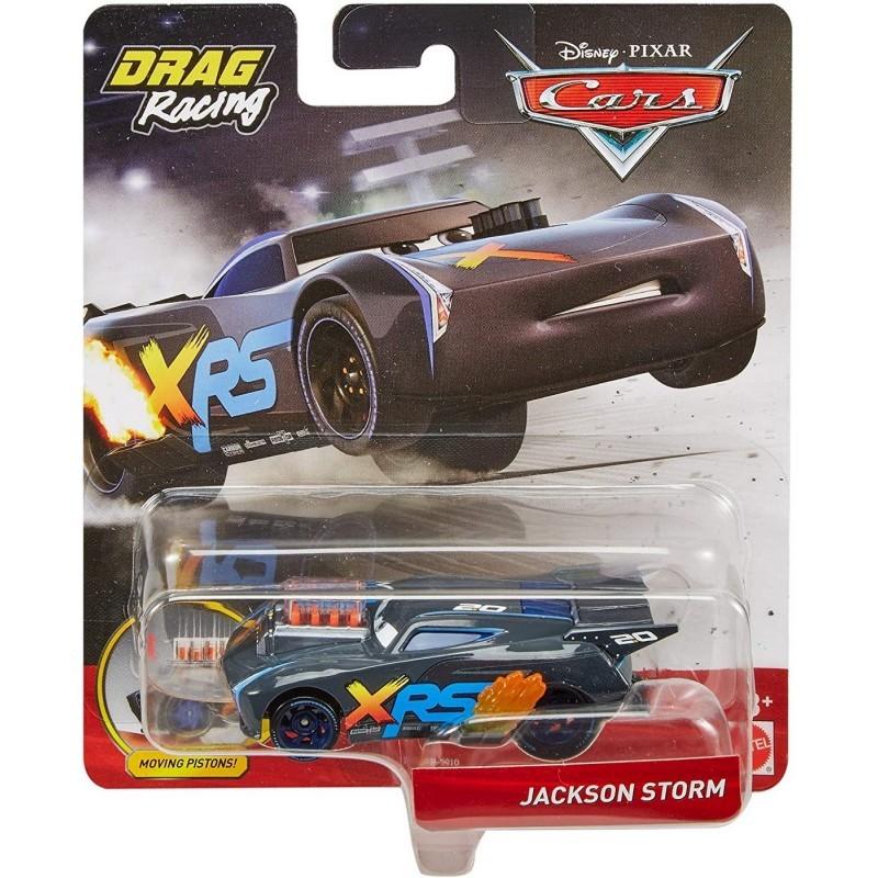 Masina metalica de jucarie - Jackson Storm | Mattel