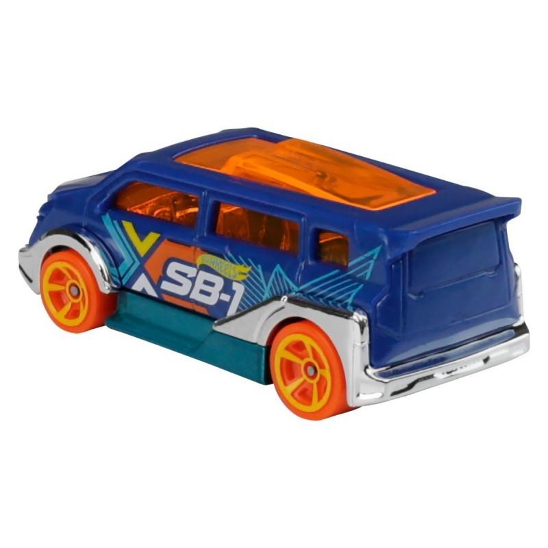 Set 5 masini de jucarie - Hot Wheels   Mattel - 5