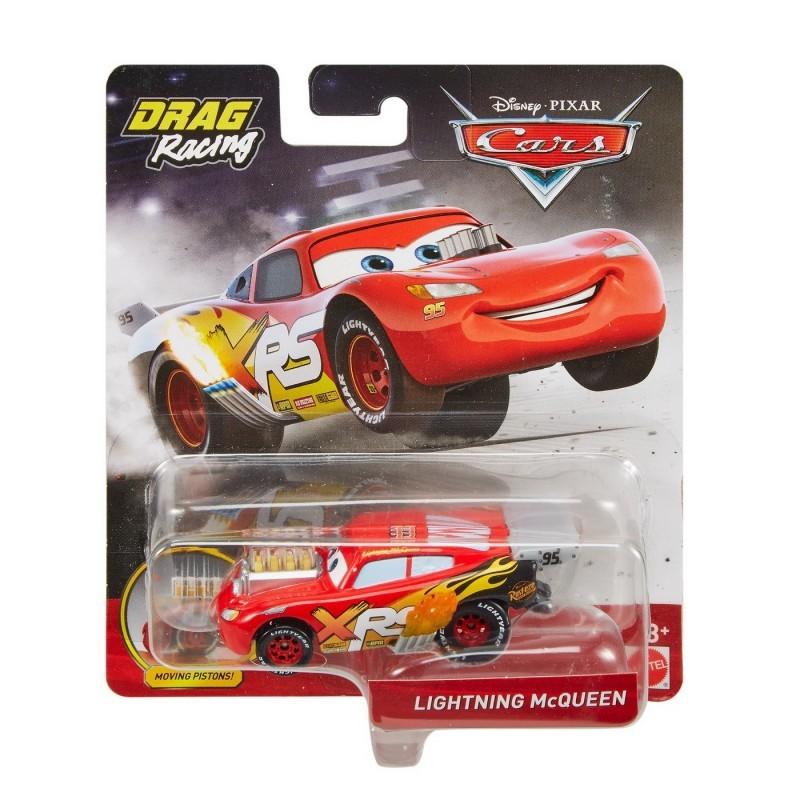 Masina metalica de jucarie - Fulger McQueen | Mattel