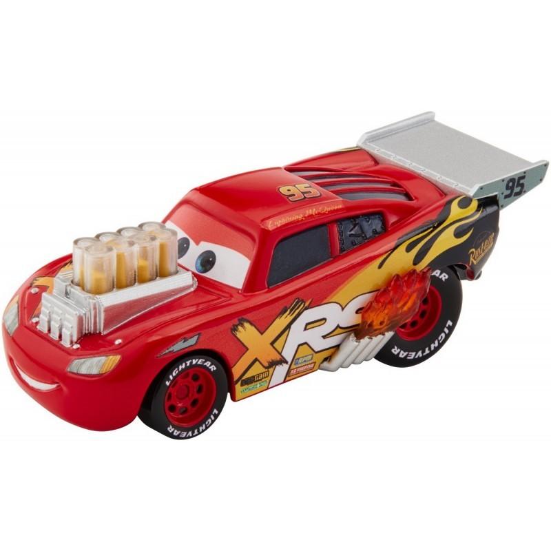 Masina metalica de jucarie - Fulger McQueen   Mattel - 1