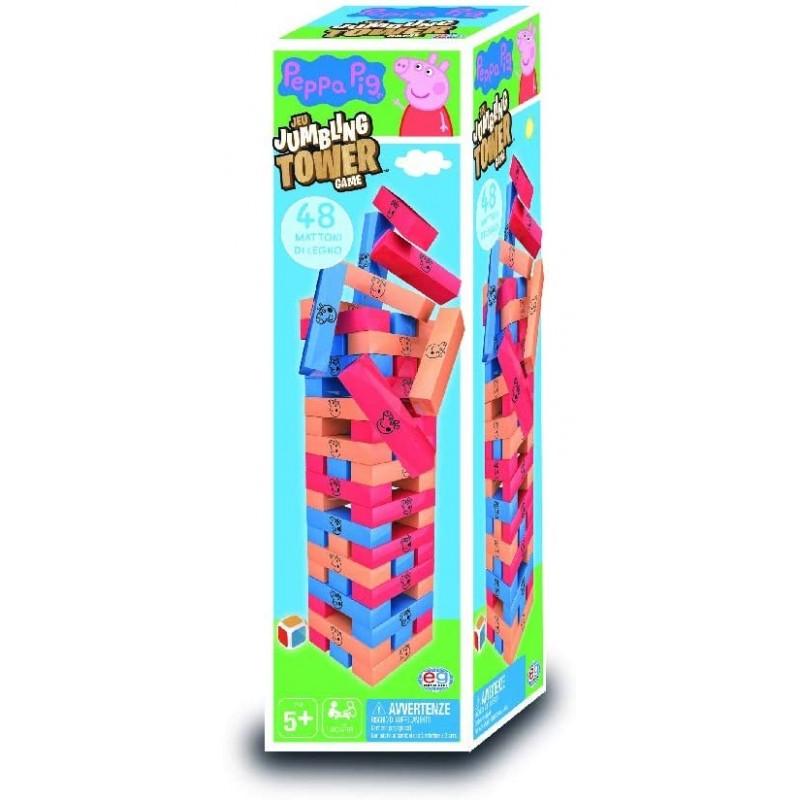 Joc - Turnul Buclucas - Peppa Pig | Spin Master