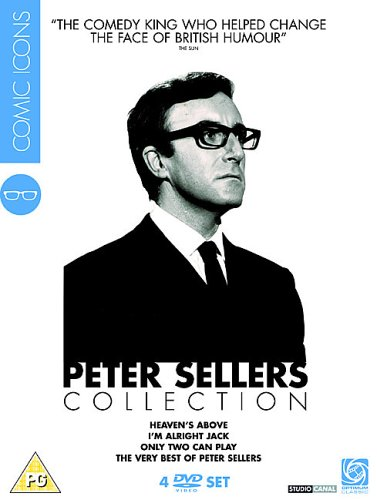 Peter Sellers Collection - Comic Icons