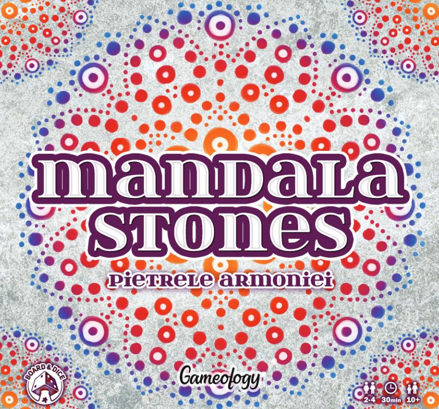 Mandala Stones - Pietrele Armoniei | Gameology