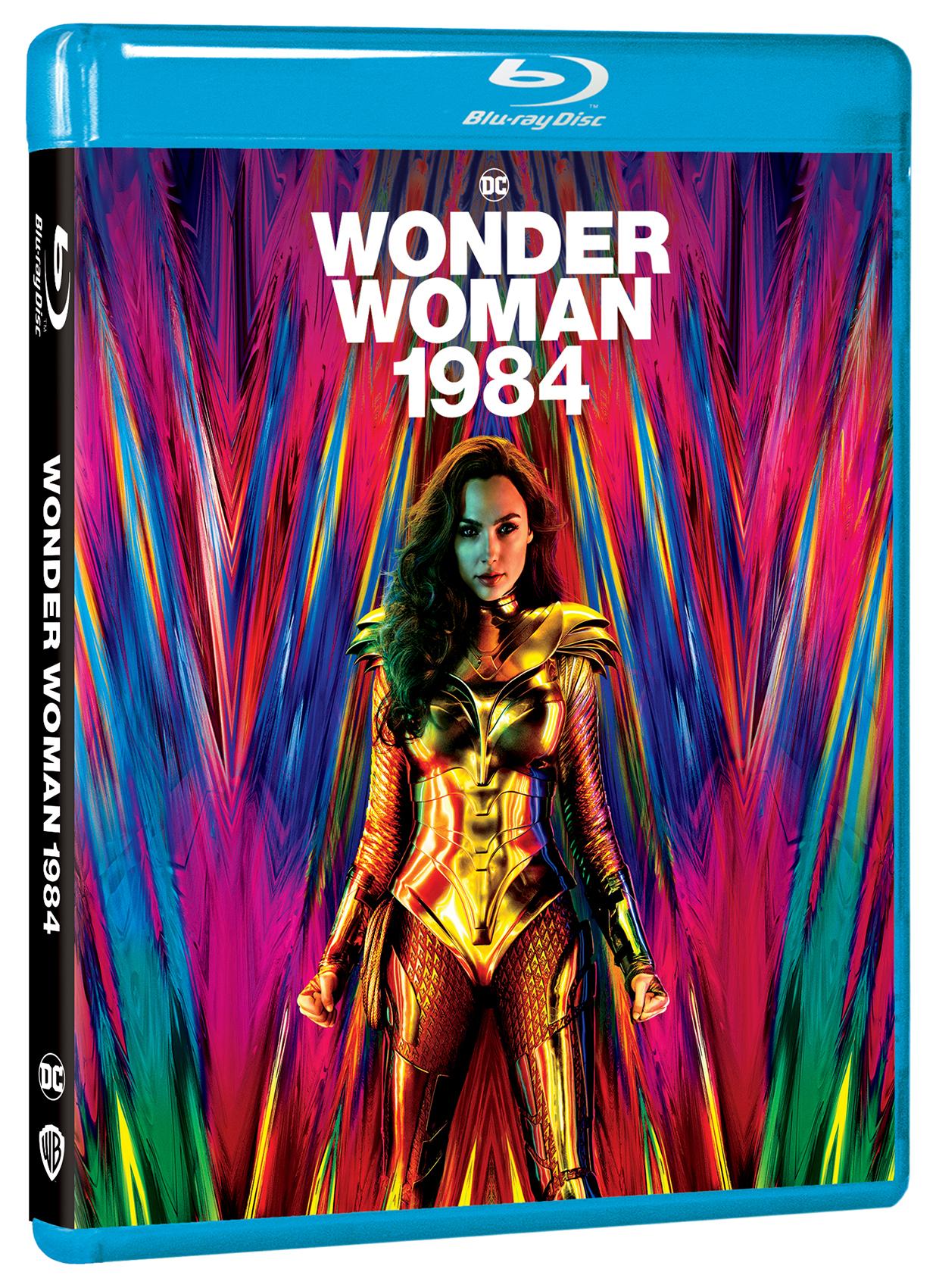 Wonder Woman 1984 (Blu-Ray Disc)