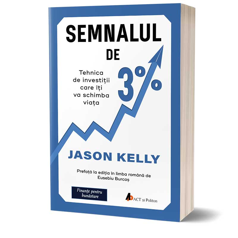 Semnalul de 3% | Jason Kelly