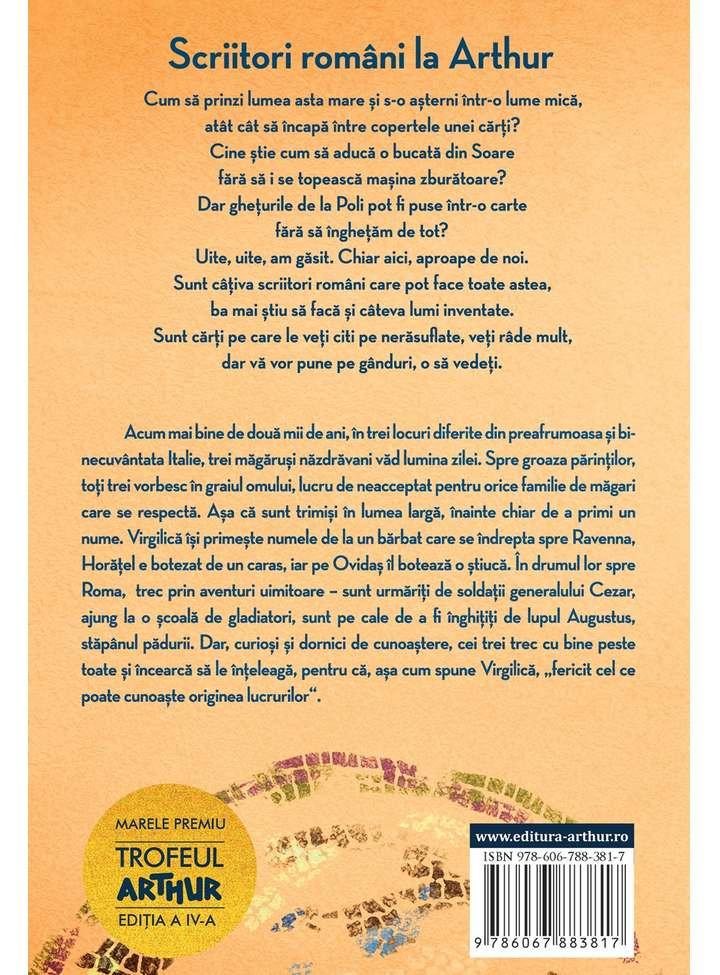 Cei trei magarusi si cartea fermecata | Gabriel H. Decuble