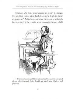 Un caz foarte straniu: doctorul Jekyll si domnul Hyde