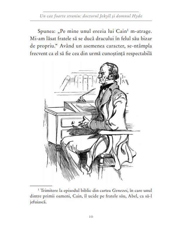 Un Caz Foarte Straniu: Doctorul Jekyll Si Domnul Hyde | Robert Louis Stevenson