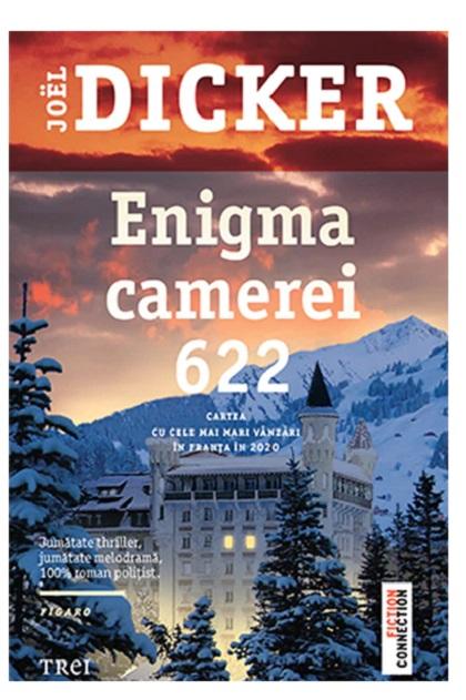 Enigma camerei 622 | Joel Dicker