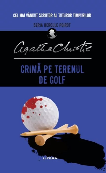 Crima pe terenul de golf | Agatha Christie