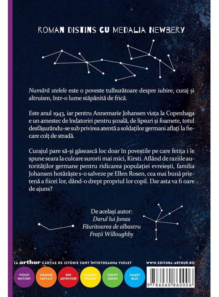 Numara stelele | Lois Lowry - 1