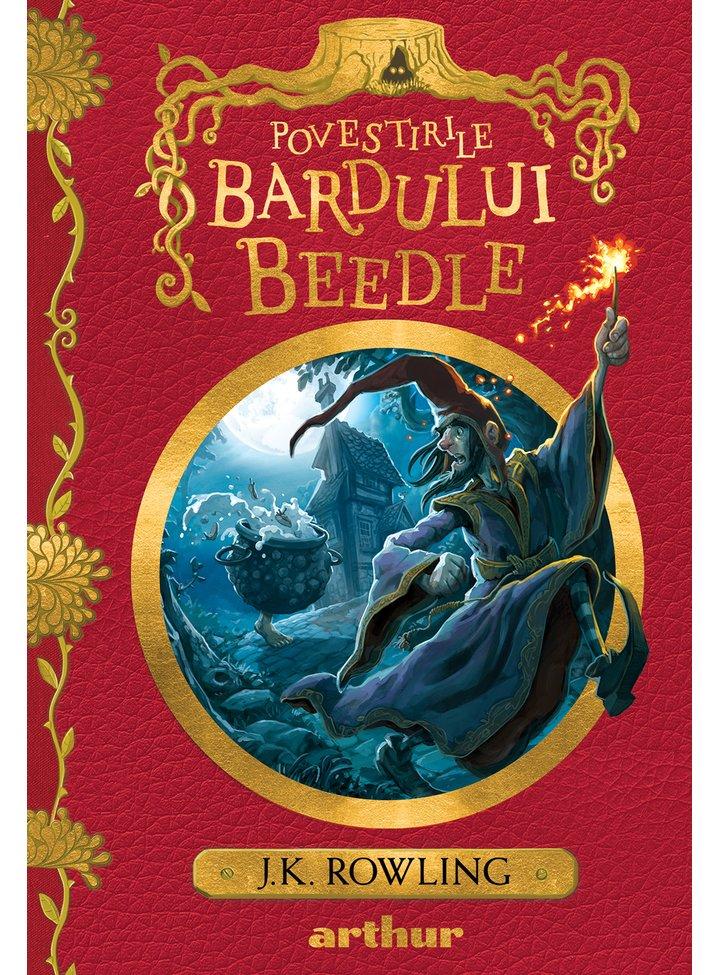 Povestirile Bardului Beedle | J.K. Rowling