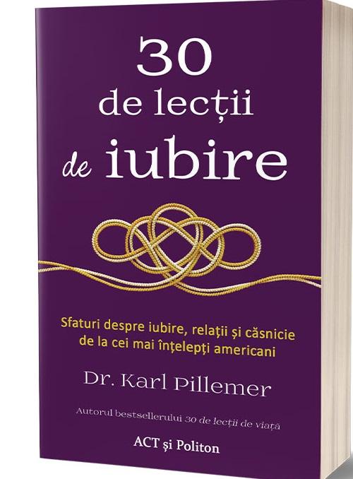 Imagine 30 De Lecti Iubire - Karl Pillemer