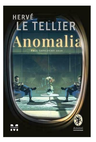 Anomalia | Herve Le Tellier