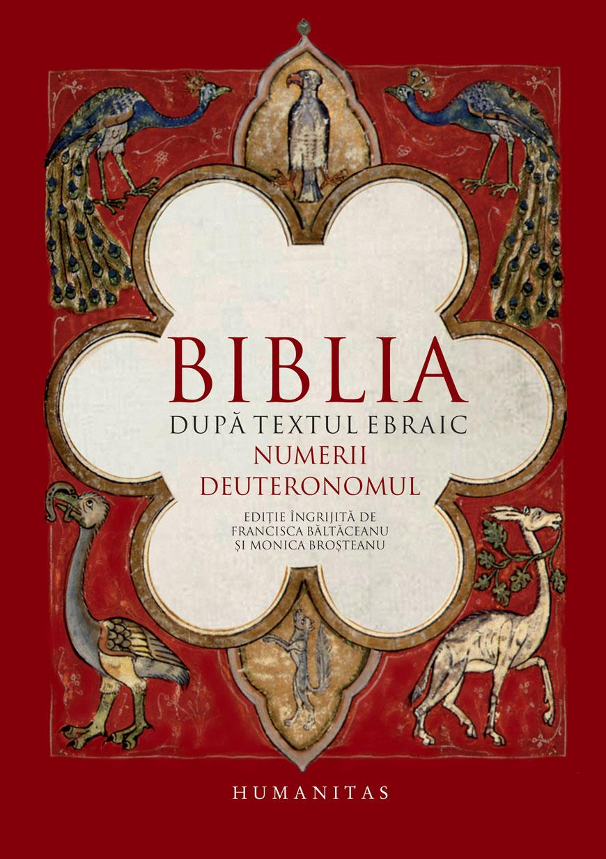 Biblia dupa textul ebraic
