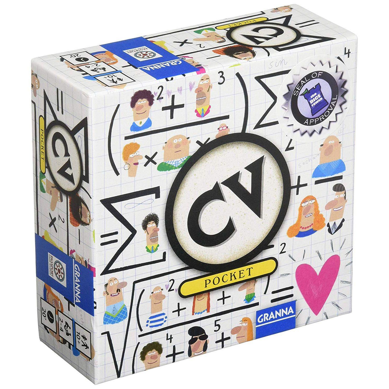 Joc de societate - CV Pocket | Lex Games