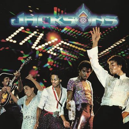 The Jacksons – Live - Vinyl