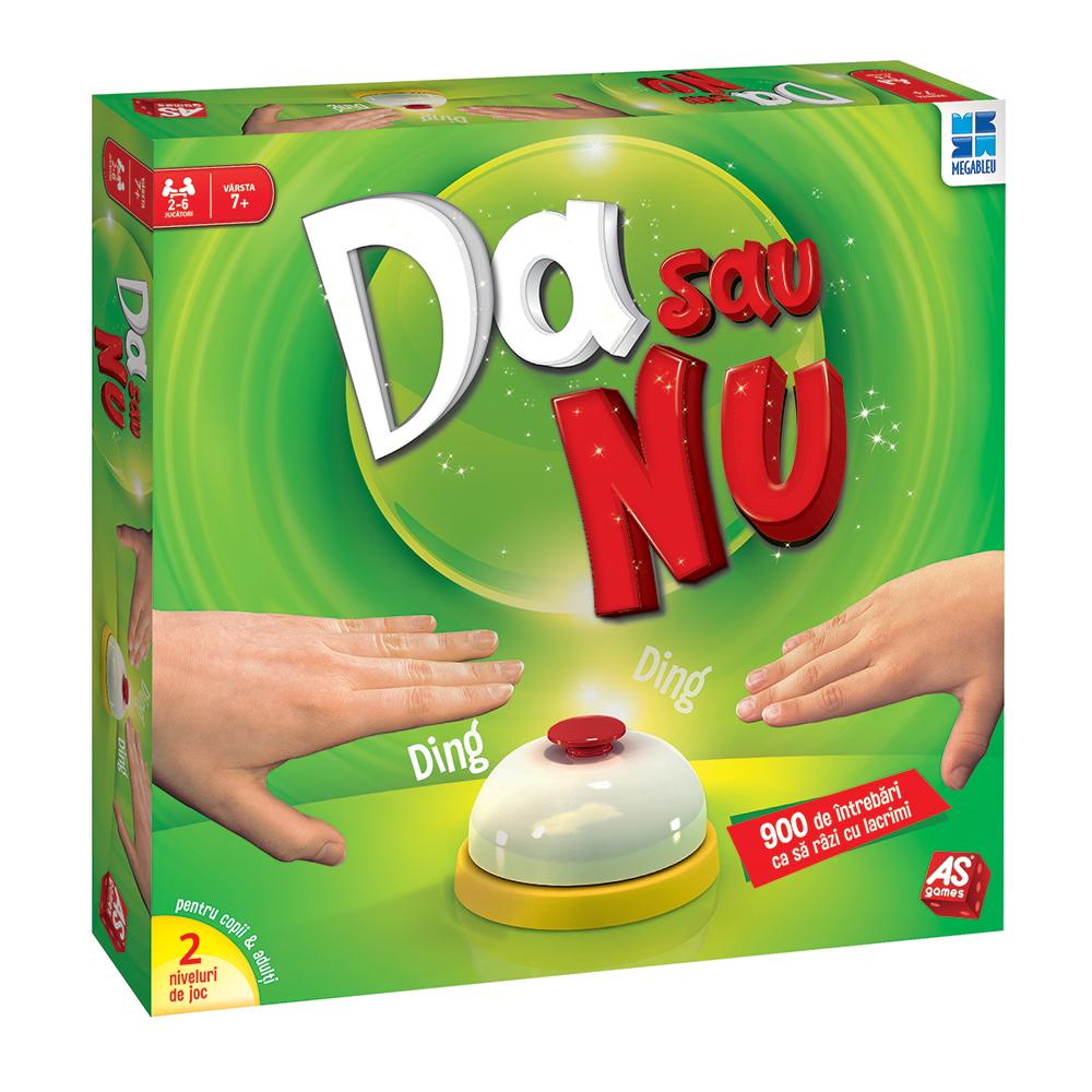 Da sau Nu   As games