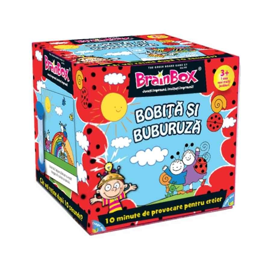 Brainbox - Bobita si Buburuza   Ludicus