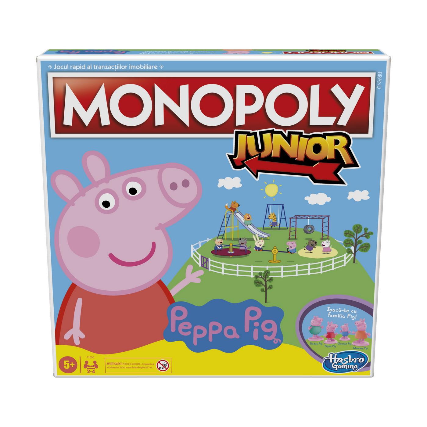 Monopoly Junior - Peppa Pig | Hasbro