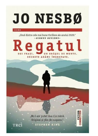 Regatul | Jo Nesbo