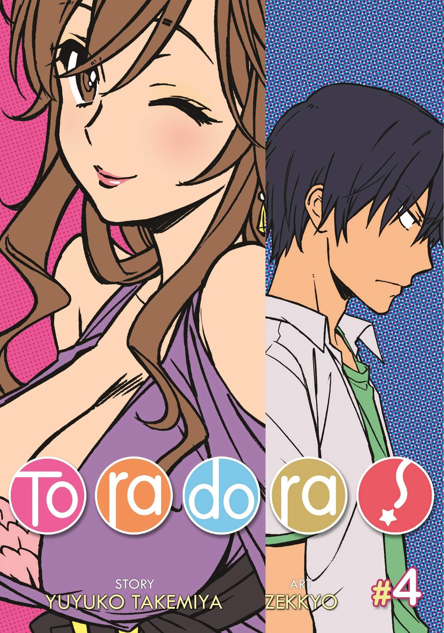 Toradora! Volume 4