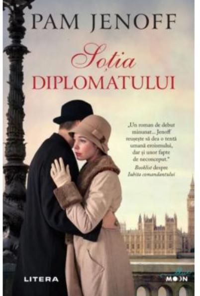 Sotia diplomatului | Pam Jenoff