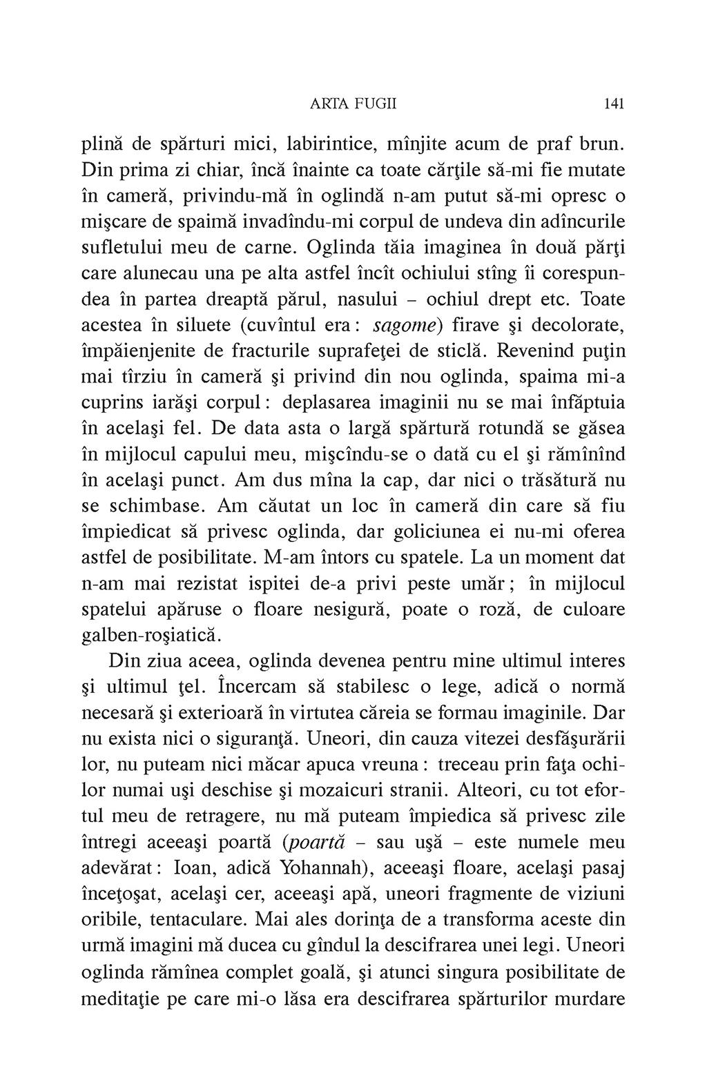Arta fugii. Povestiri   Ioan Petru Culianu - 9