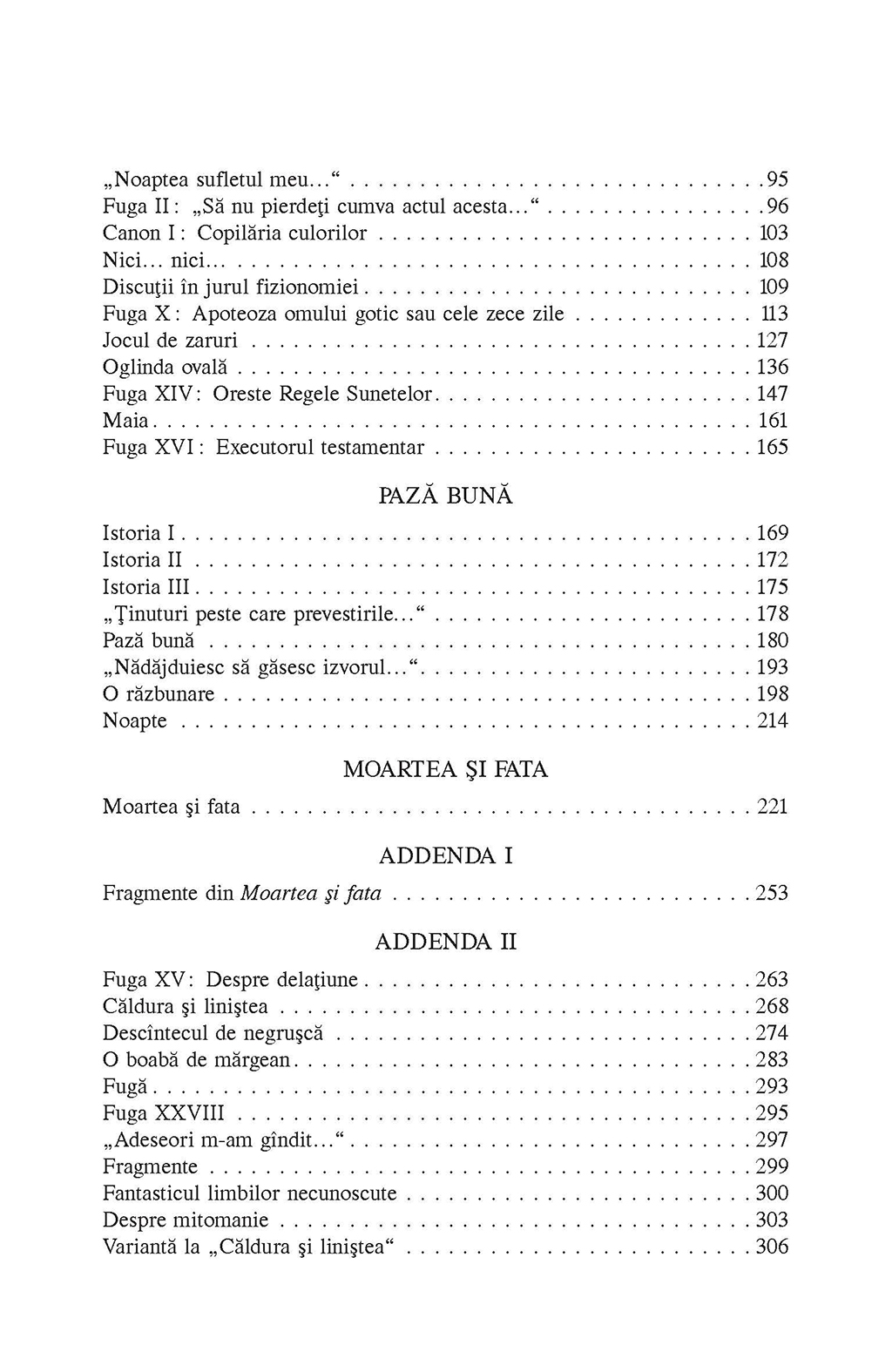 Arta fugii. Povestiri   Ioan Petru Culianu - 6