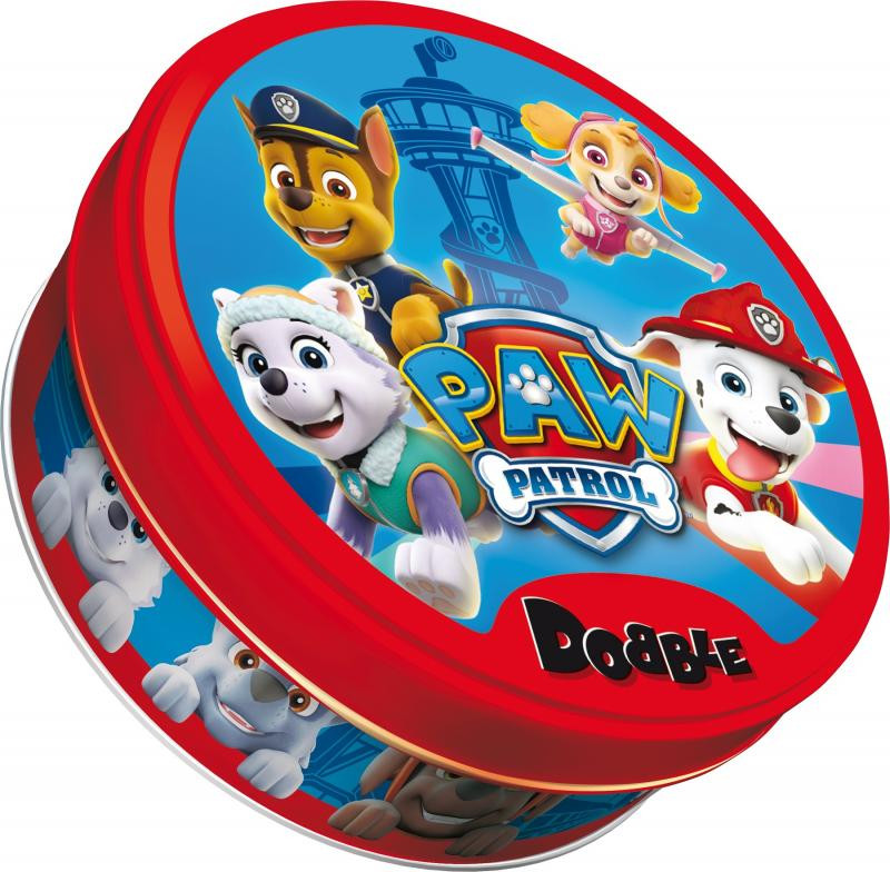 Joc - Dobble Paw Patrol   Spin Master