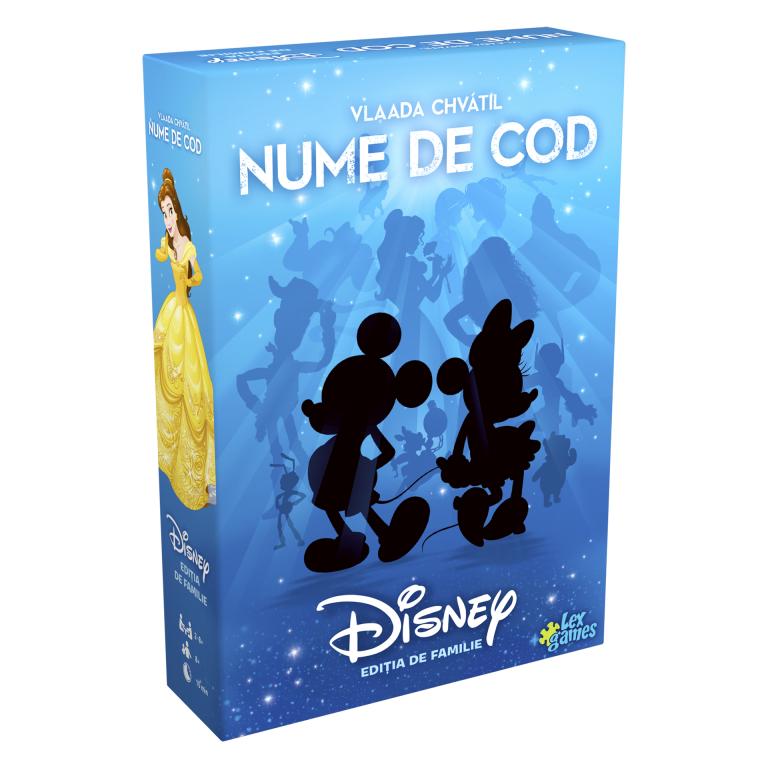 Joc - Disney - Nume de Cod | Lex Games