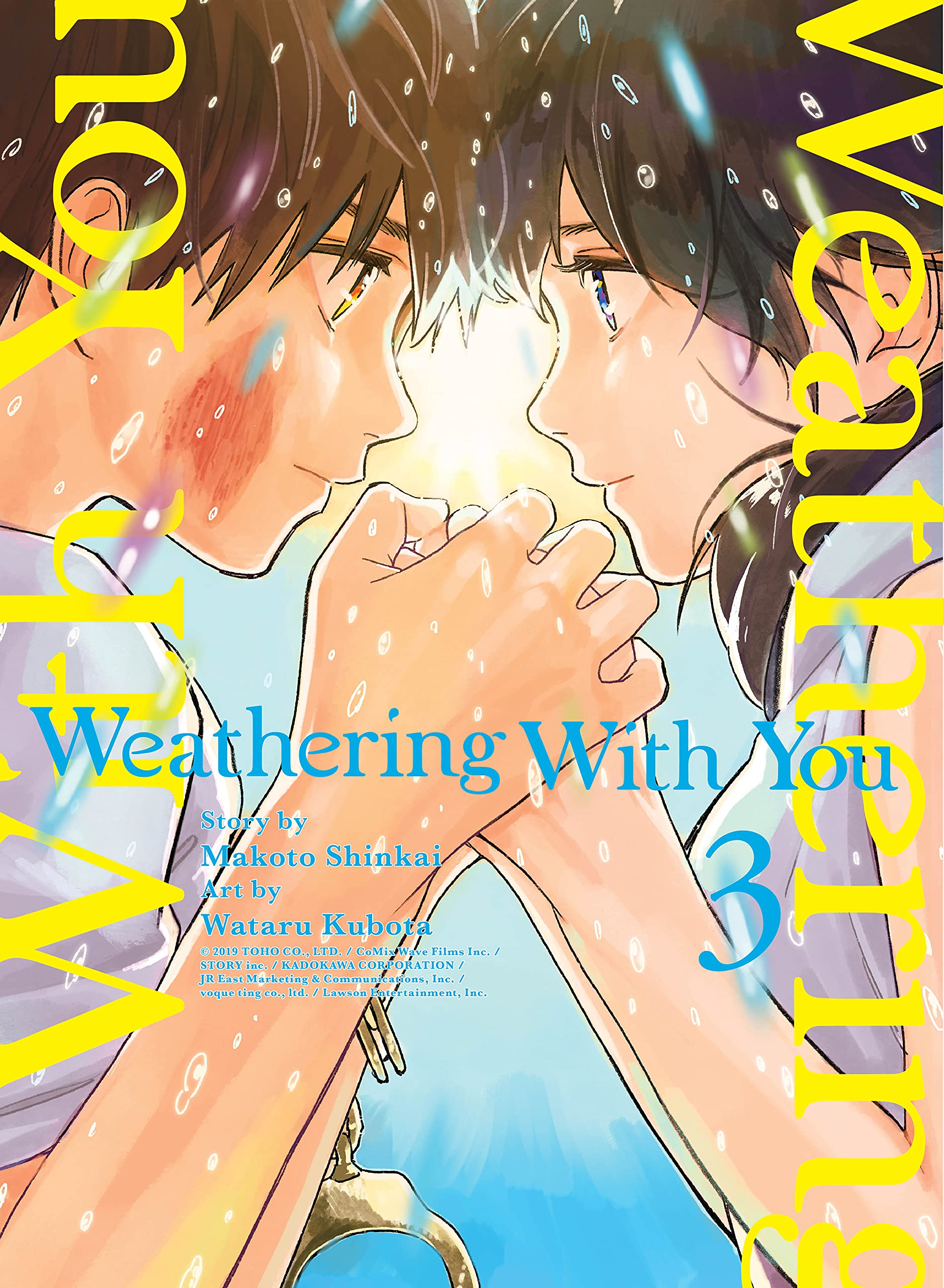 Weathering With You - Volume 3