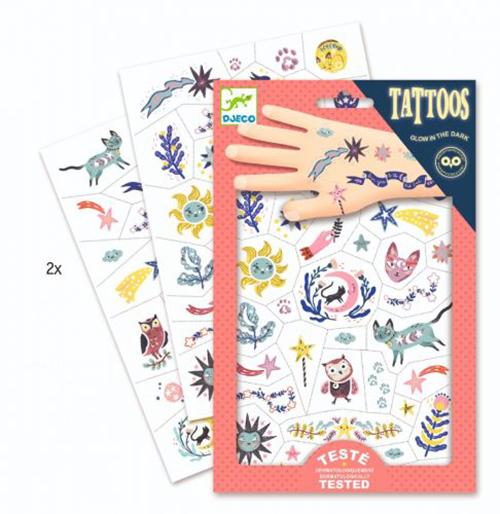 Set tatuaje temporare - Vise frumoase