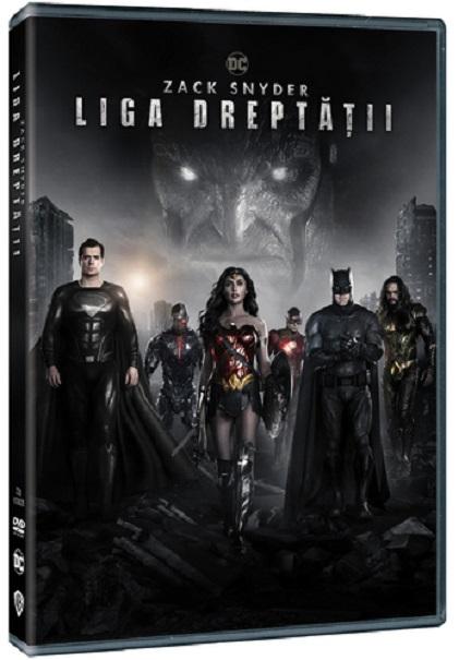 Zack Snyder - Liga dreptatii / Zack Snyder's Justice League