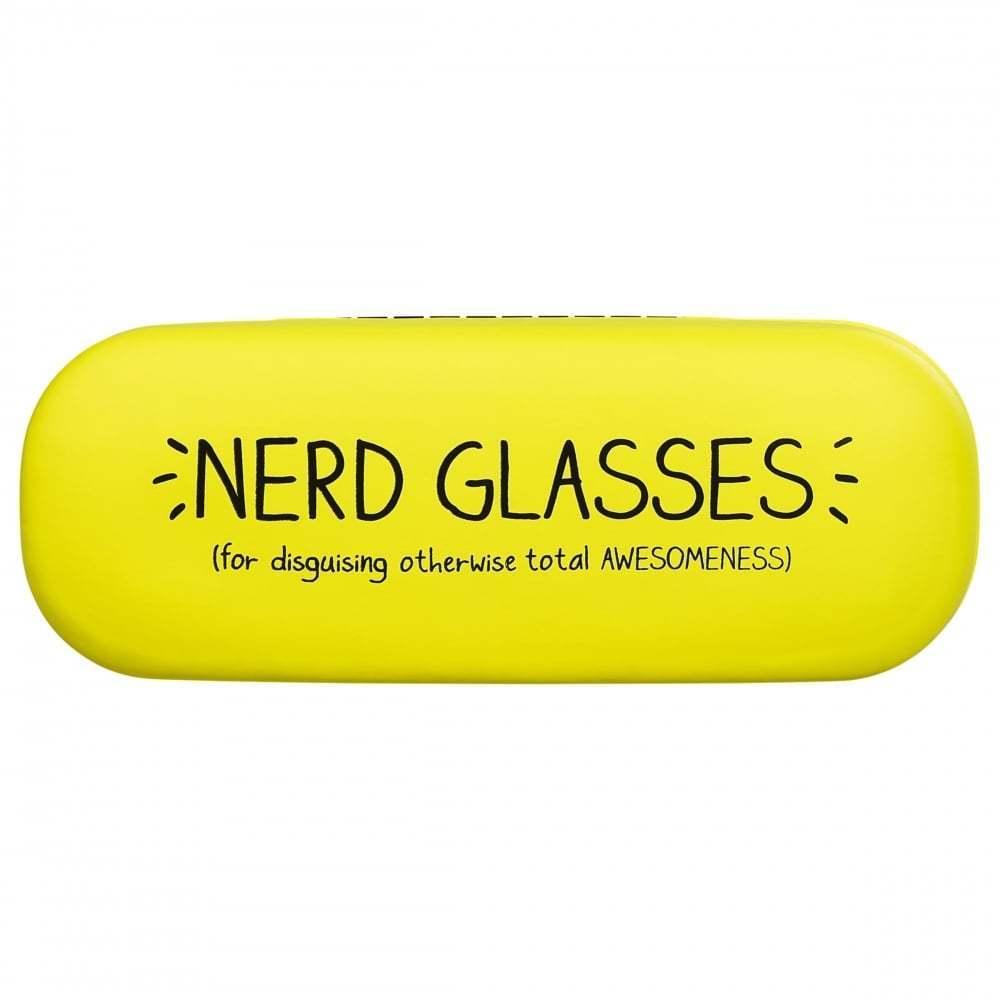 Etui ochelari – Nerd Glasses