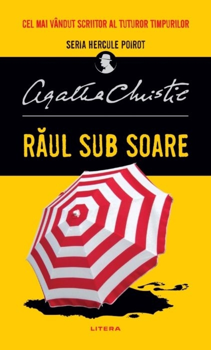 Raul sub soare | Agatha Christie