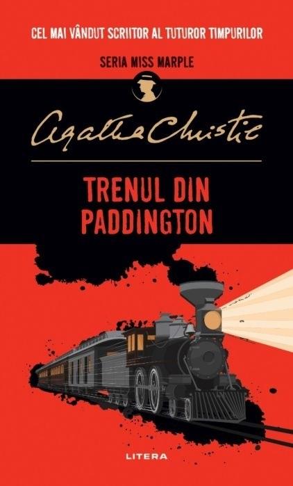 Trenul din Paddington | Agatha Christie