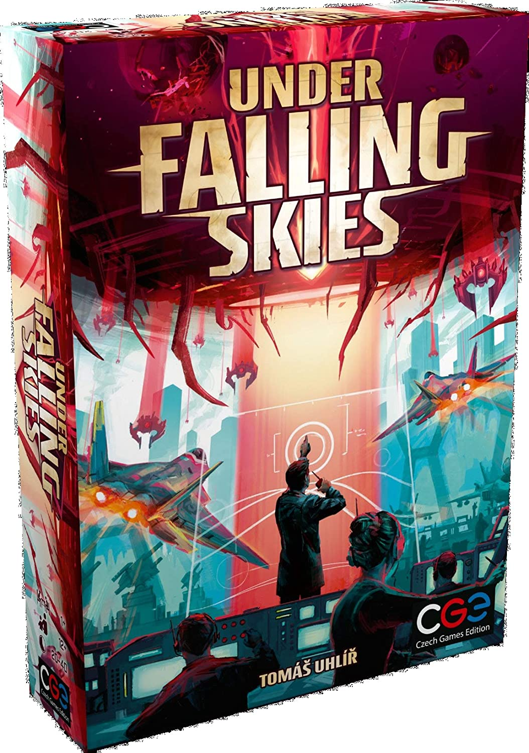 Under Falling Skies | Czech Games Edition