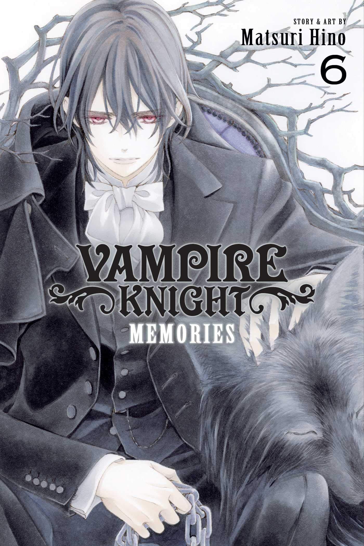 Vampire Knight: Memories - Volume 6
