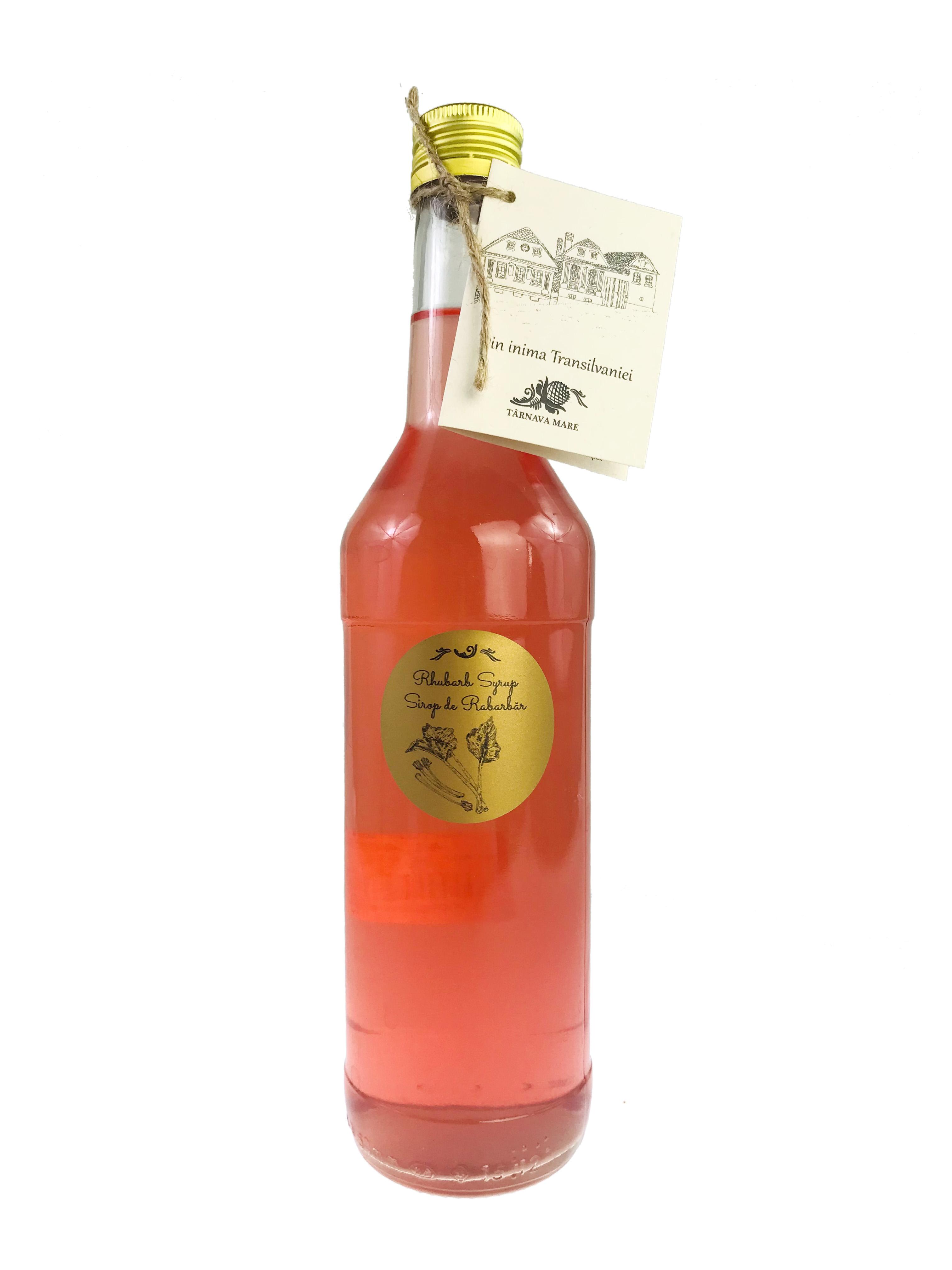 Sirop de Rabarbar, 500 ml